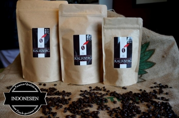 Kaffee Indonesien Java Preanger